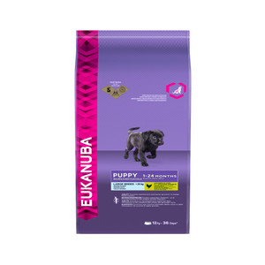Eukanuba Large Breed Puppy And Junior Dry Food 12kg