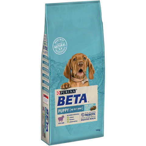 Beta Puppy Food With Lamb 14kg