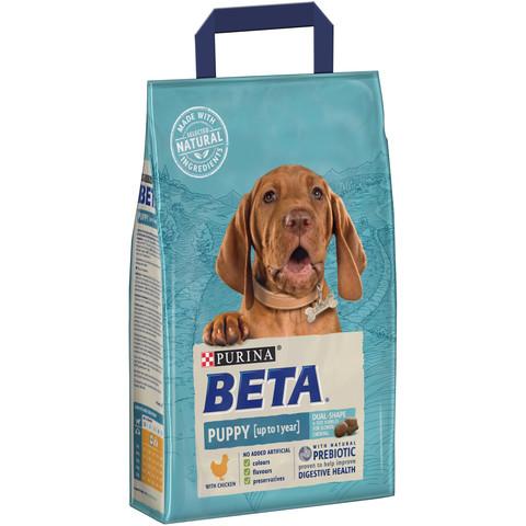 Beta Puppy Food With Chicken 2.5kg