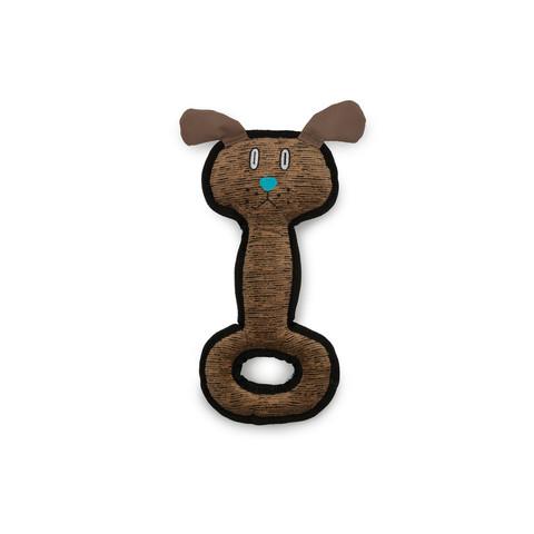 Ancol Animal Tug Characters Dog Toy
