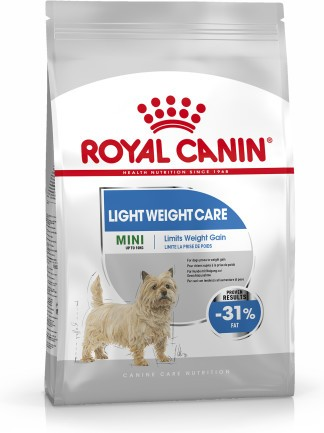 Royal Canin Mini Light Weight Care Dog Food 2kg To 8kg