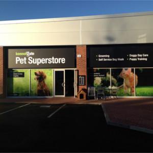 Kennelgate store Mapperley