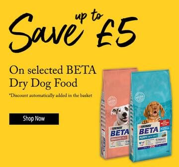 Beta Dry Dog Food