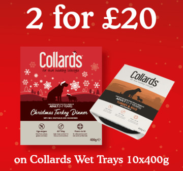 Collards Wet Trays - 2 for £20