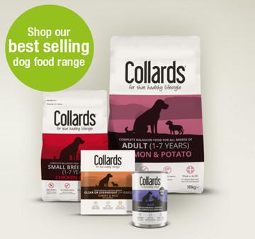 Collards Food Range