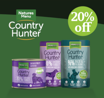 Country Hunter 20% off Pouches and Tins
