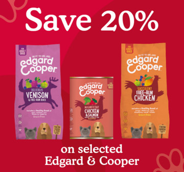Save 20% on selected Edgard & Cooper