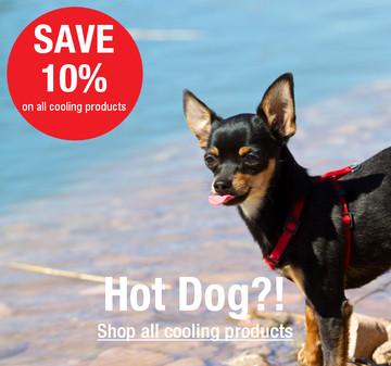 Hot Dog - Shop Cooling Range