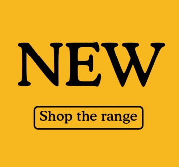 New in - shop the range