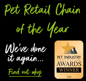Pet Retail Chain of the Year
