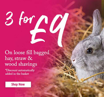 Hay 3 for £9