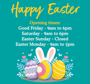 Easter Store Times 2019