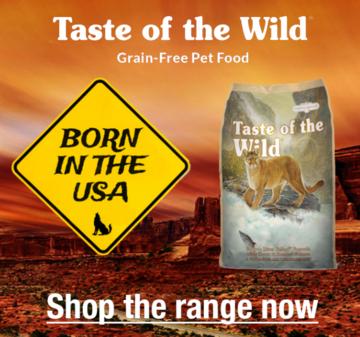 Taste of the Wild - Cat range