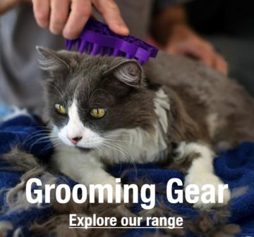 Cat Grooming Gear