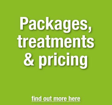 Grooming Prices & Packages