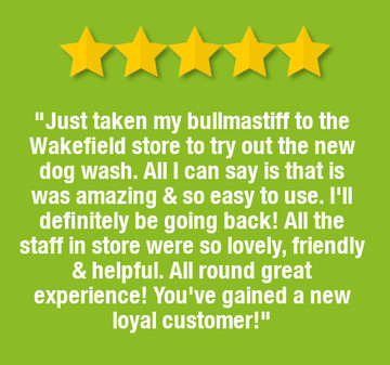 Dog Wash Review