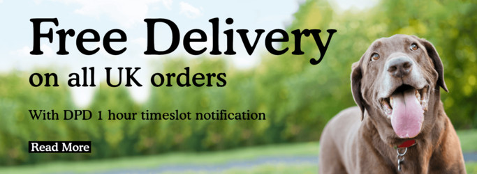 Free Delivery on all UK orders