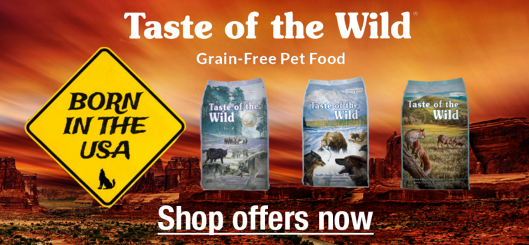Shop Offers Taste of the Wild