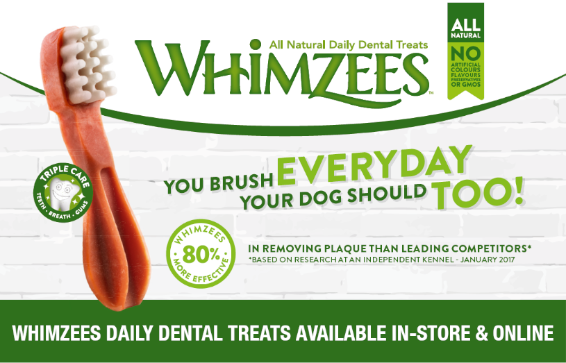WHIMZEES Daily Dental Chew
