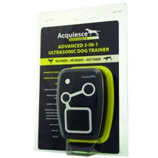 Acquiesce Ultrasonic Handheld Bark Controller