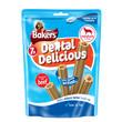 Bakers Dental Delicious Beef Sticks 6 X Medium