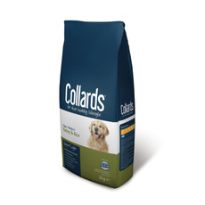 Collards Hypo-allergenic Senior Light Dog Food With Turkey And Rice 2kg To 2 X 12kg