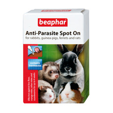 Beaphar Small Animal Anti Parasite Spot On 75ml
