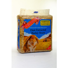 Norfolk Pastures Dust Extracted Straw 2kg To 4 X 2kg