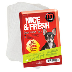 Mikki Disposable Pads For Hygiene Pants S-m