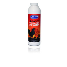 Johnsons Poultry Mite And Lice Powder 250g