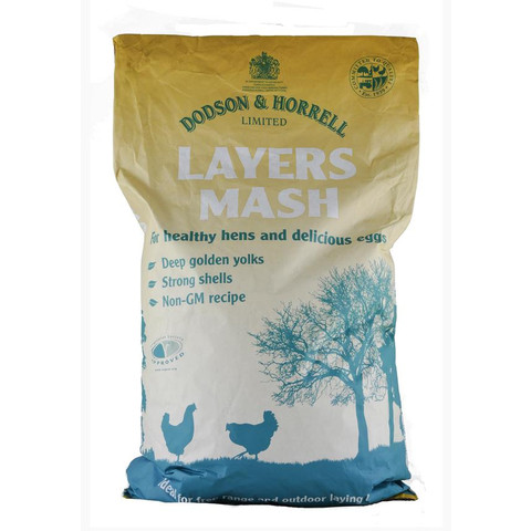 Dodson & Horrell Layers Mash For Poultry 20kg