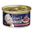 Gourmet Solitaire Cat Food With Beef And Tomato 12 X 85g
