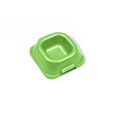 Van Ness Plastic Heavyweight Dog And Cat Bowl Small