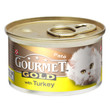 Gourmet Gold Cat Food With Turkey Pate 12 X 85g