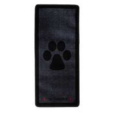 Pet Rebellion Stop Muddy Paws Rug Grey 100x45cm