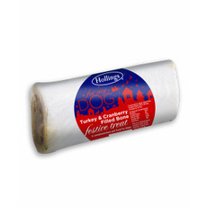 Hollings Turkey And Cranberry Filled Christmas Dog Bone