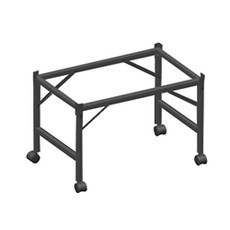 Critter Small Animal Cage Stand With Wheels