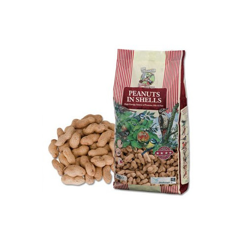 Walter Harrisons Peanuts In Shells 1kg To 4 X 1kg