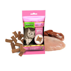 Natures Menu Cat Treat With Chicken And Liver 60g