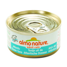 Almo Nature Classic Cat Atlantic Tuna Tin 24 X 70g