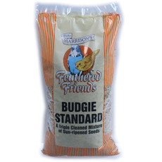 Walter Harrisons Feathered Friends Budgie Standard Mix 20kg