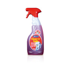 Johnsons Clean And Safe Cleaning Spray For Caged Birds 500ml