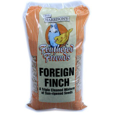 Walter Harrisons Feathered Friends Foreign Finch Mix 20kg