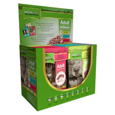 Natures Menu Adult Cat Multipack Pouches 12x100g