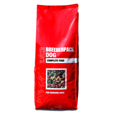 Breederpack Complete Working Dog Food 2.5kg To 15kg