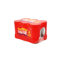 Premium Value Adult Can Dog Food 6 X 1200g