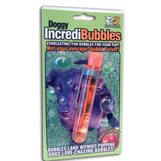 Doggy Incredibubbles Dog Toy