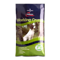 Chudleys Working Crunch Working Dog Food 15kg