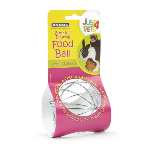 Just 4 Pets Small Animal Food Ball