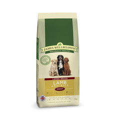 James Wellbeloved Adult Large Breed With Lamb And Rice 15kg